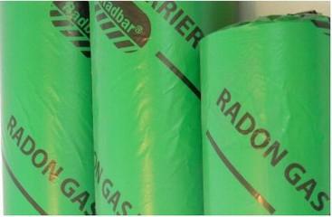 Radon Barriers